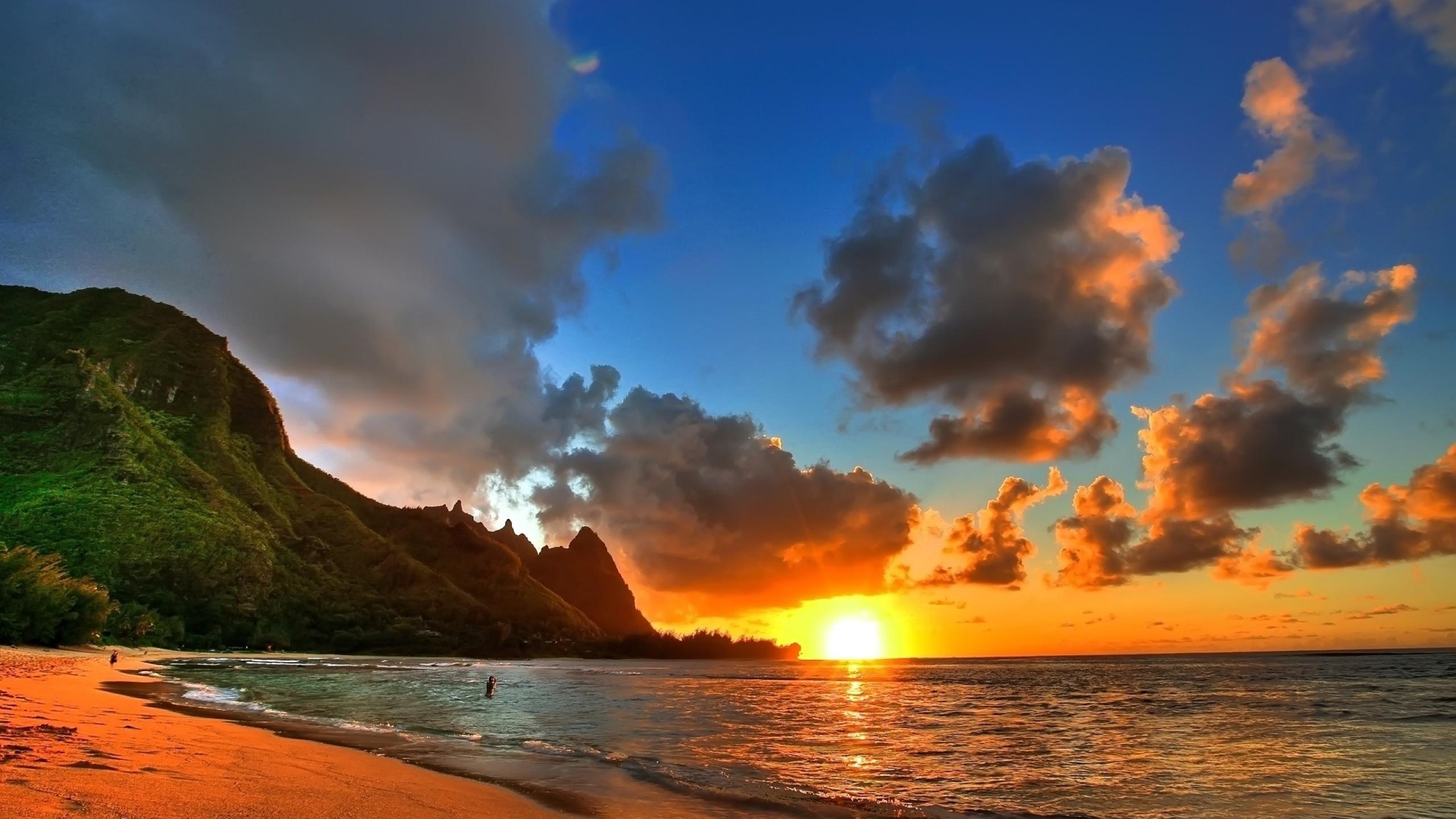 Картинки, картинки с восходом солнца в горах на море