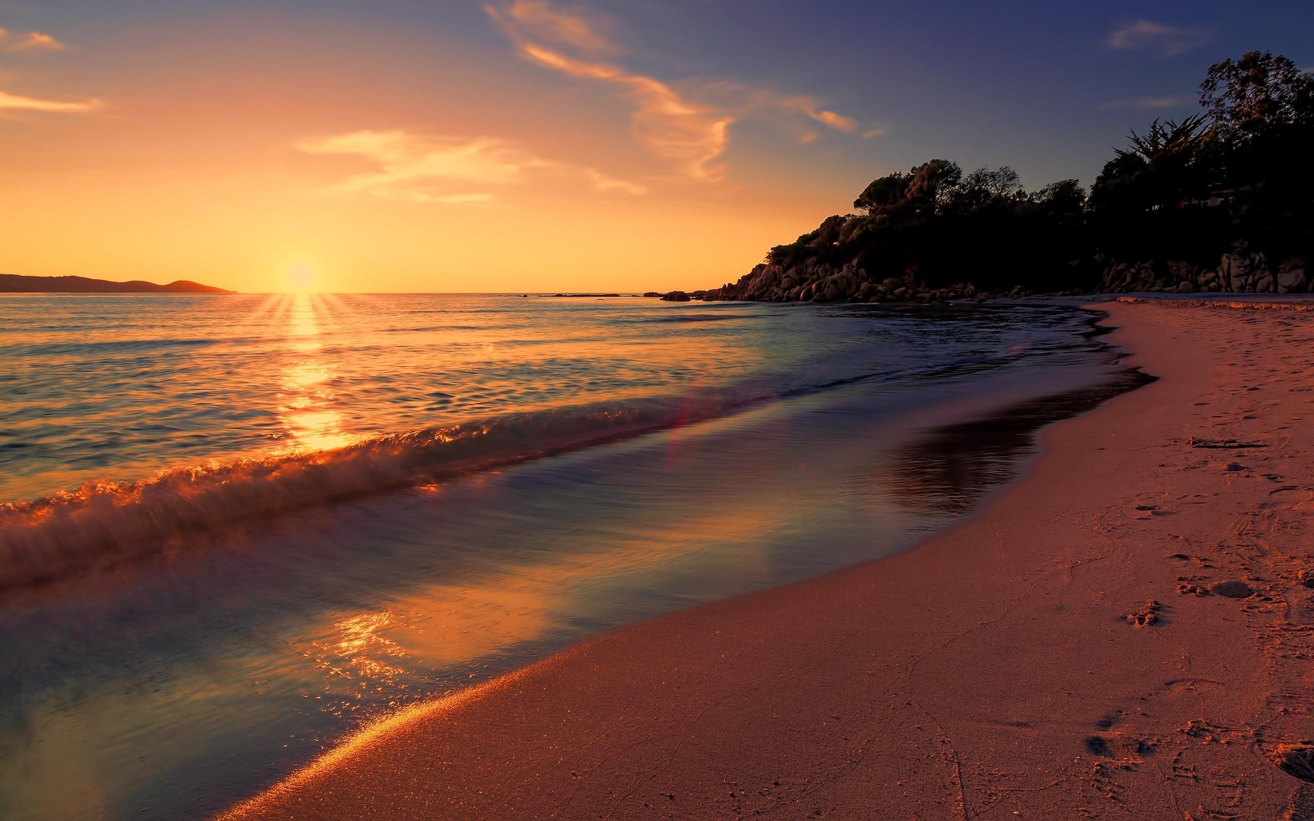 Картинки лето море вечер