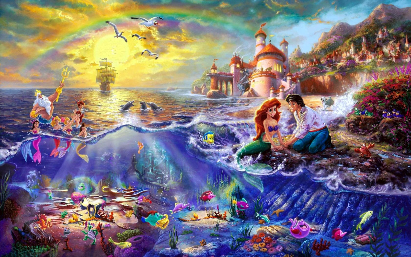 сказочные красочные сюжеты картинки вам авторские шаблоны