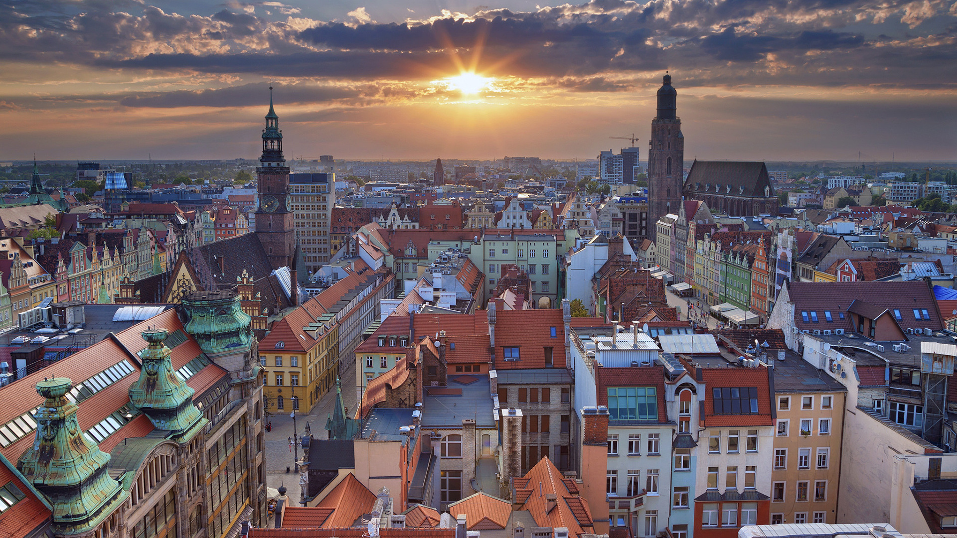 Польша г вроцлав фотографии