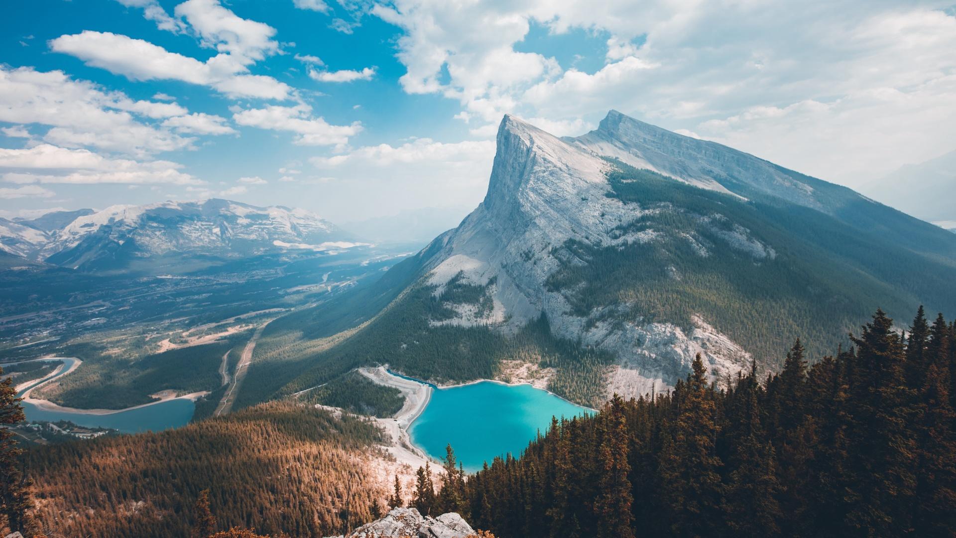 Открытки горы, открытка для