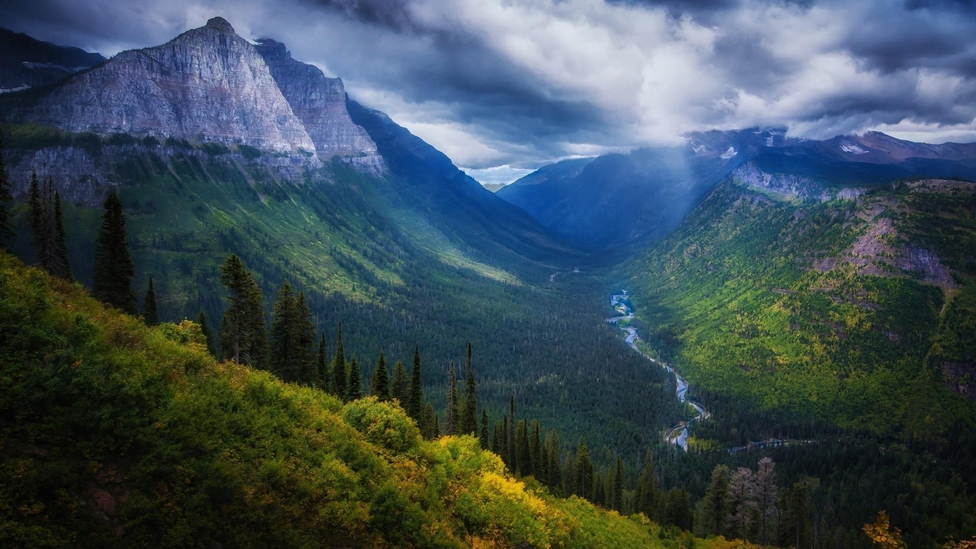 Картинки горы долины