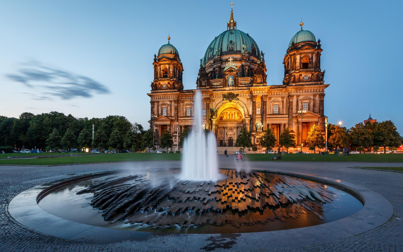 Картинки германия и достопримечательности