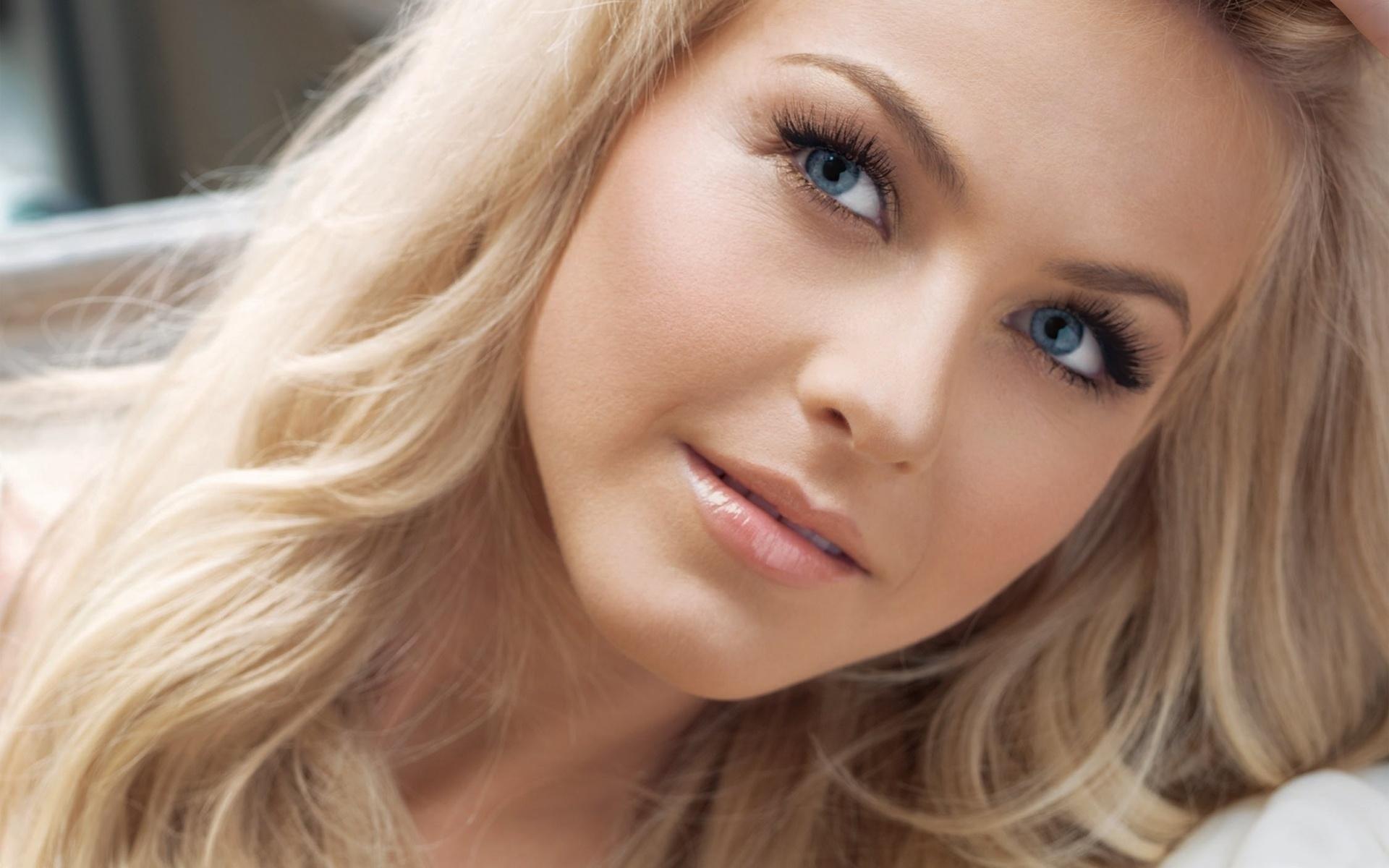 Красавица блондинка картинки