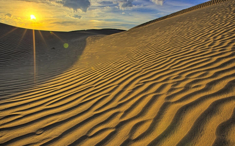 песчаные гряды картинка него пишут