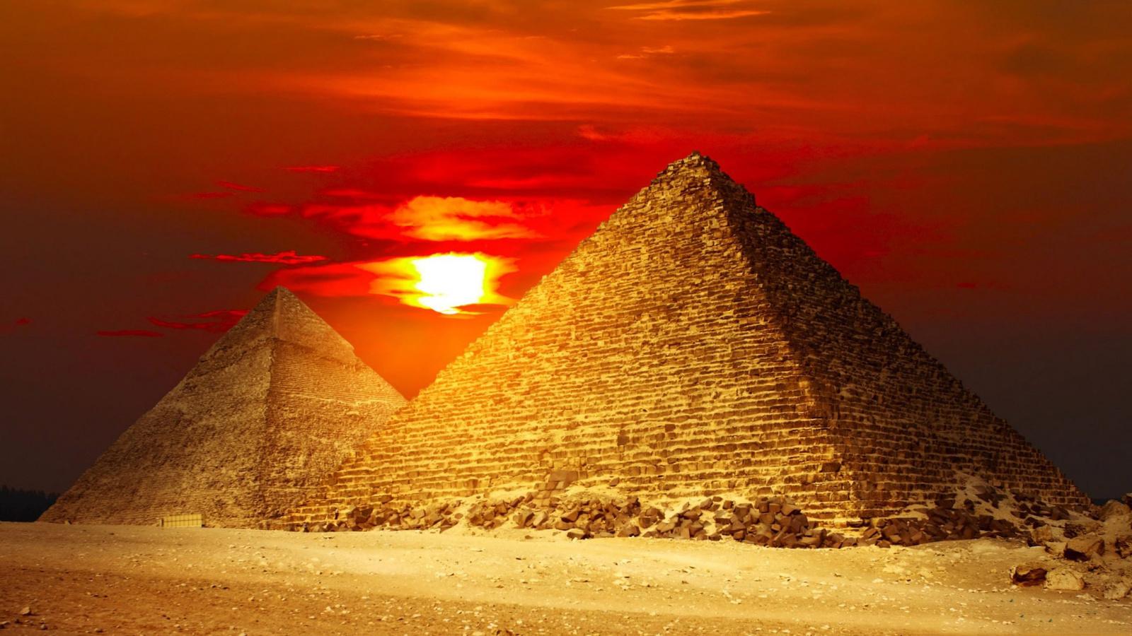 Египетские пирамиды красивые картинки