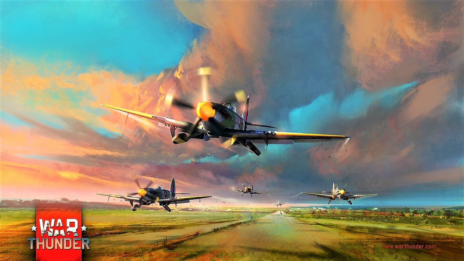 Картинка с танком и самолетом