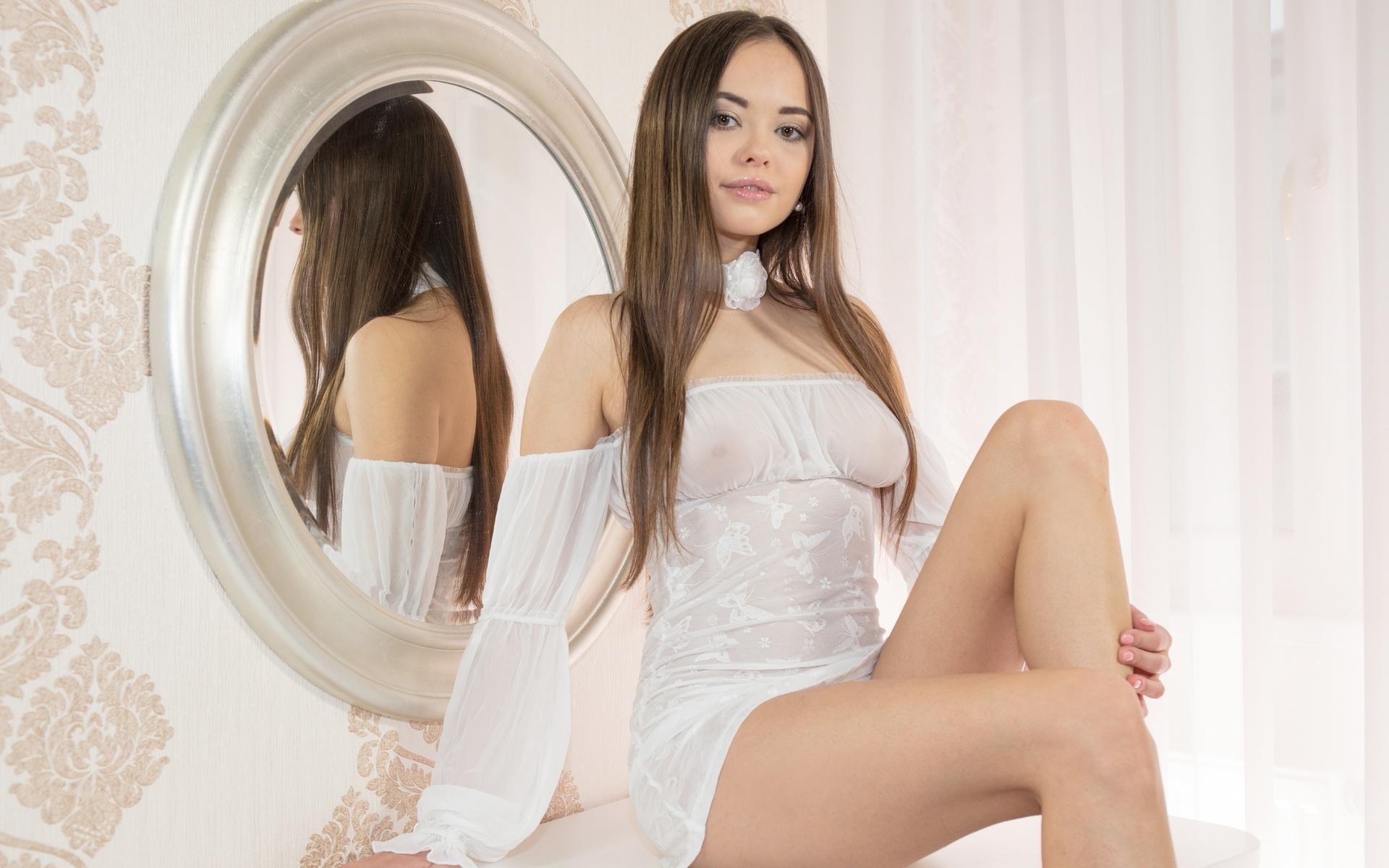 Татарку в жопу онлайн, Татарин ебёт в красивую жопу девушку 20 фотография