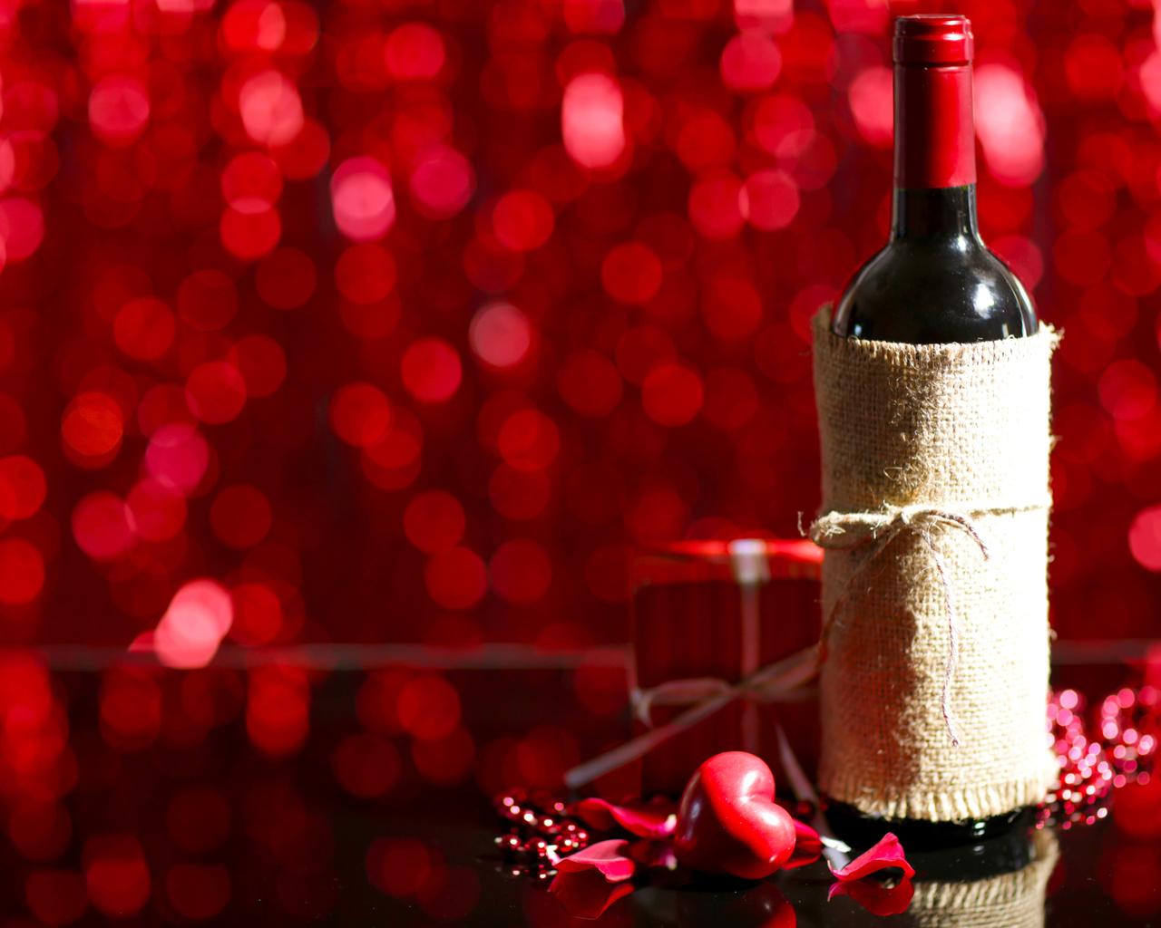 картинки праздник вино жена встречает мужа
