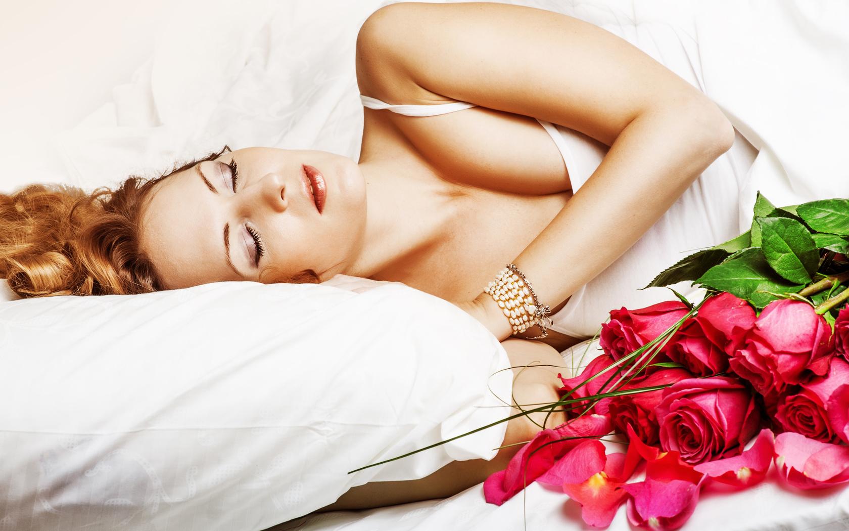 Цветы сон дарят в котором розовые