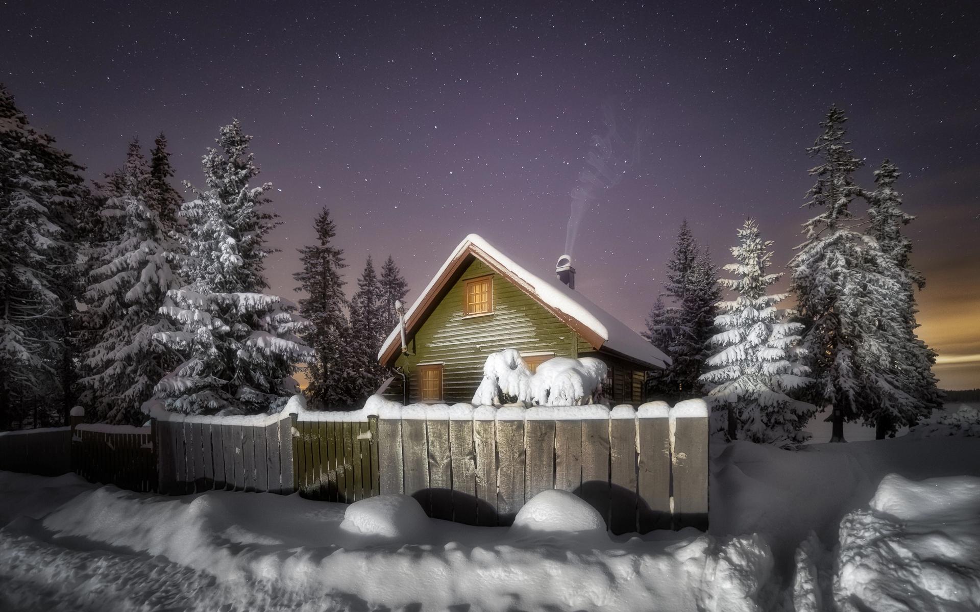 картинка снежные домики предполагается