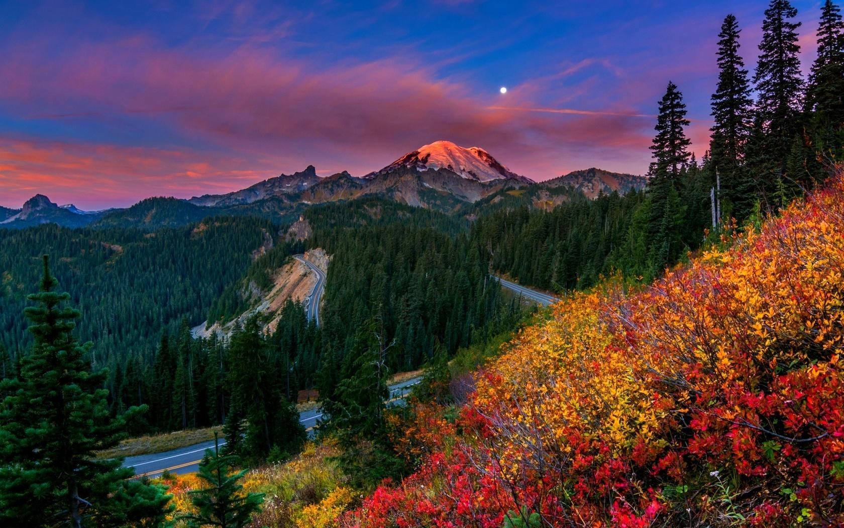 Яркие картинки горы