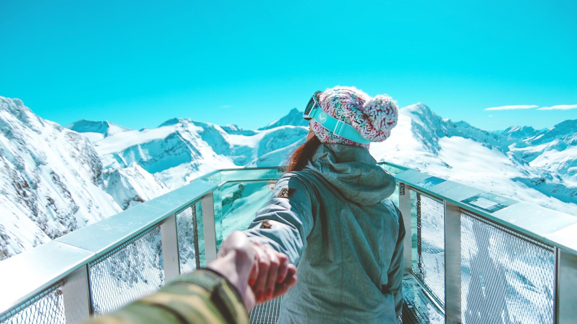 сияние как фотографировать горы зимой другое приложение
