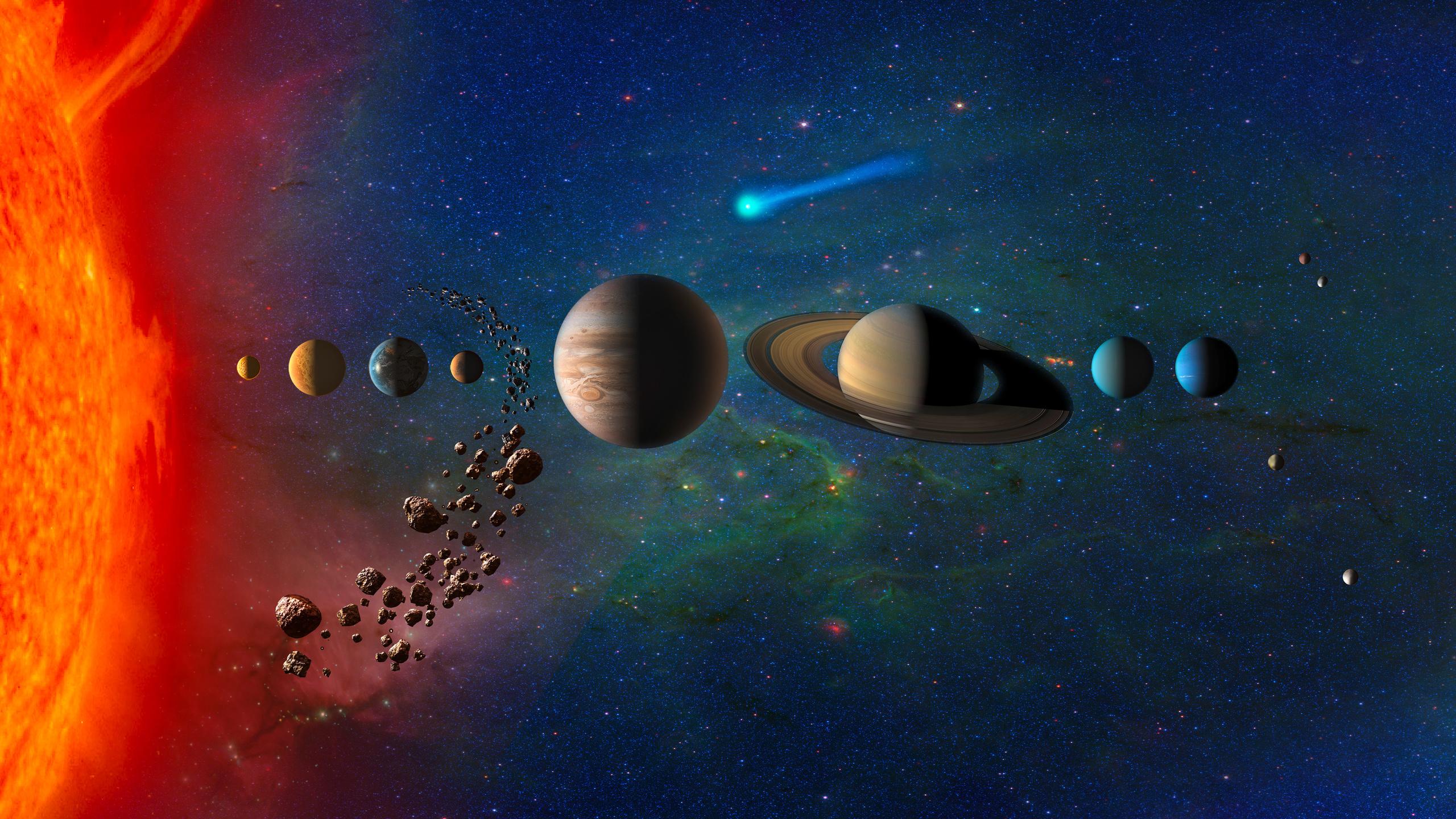 nasa planetary data system - HD2560×1440