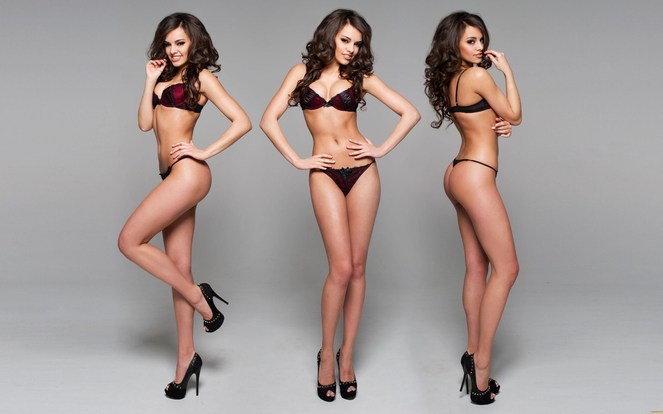 Нереальные девушки с идеальными формами