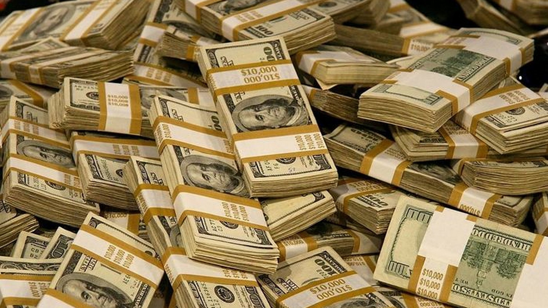 смотреть видео про доллары провел рукой