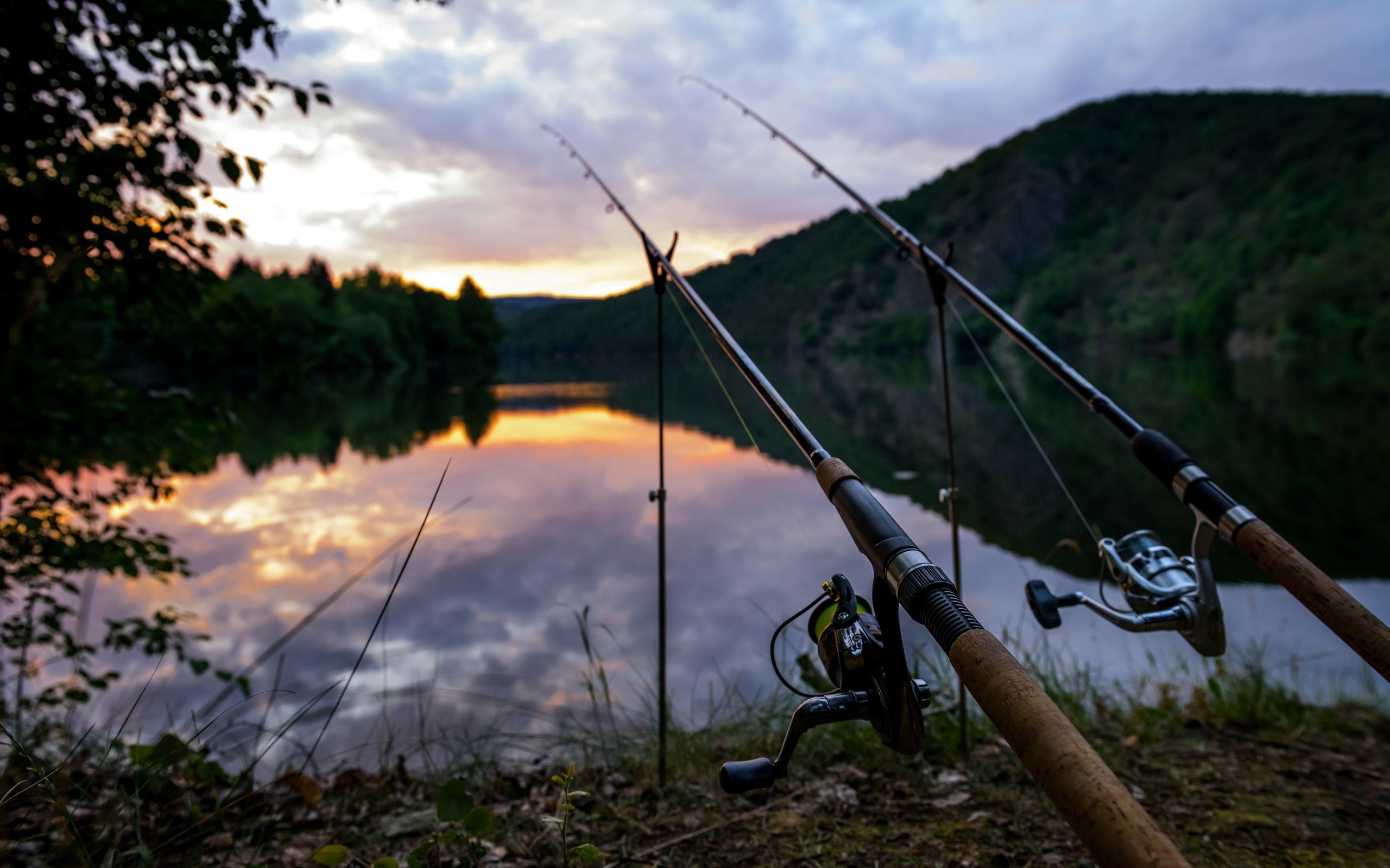 картинки про рыбалку на рабочий стол обрабатывать изображение