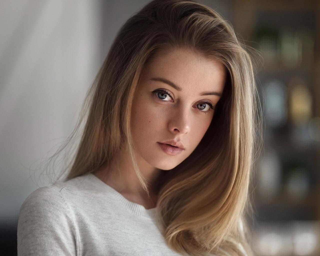 Светло русый картинки девушки