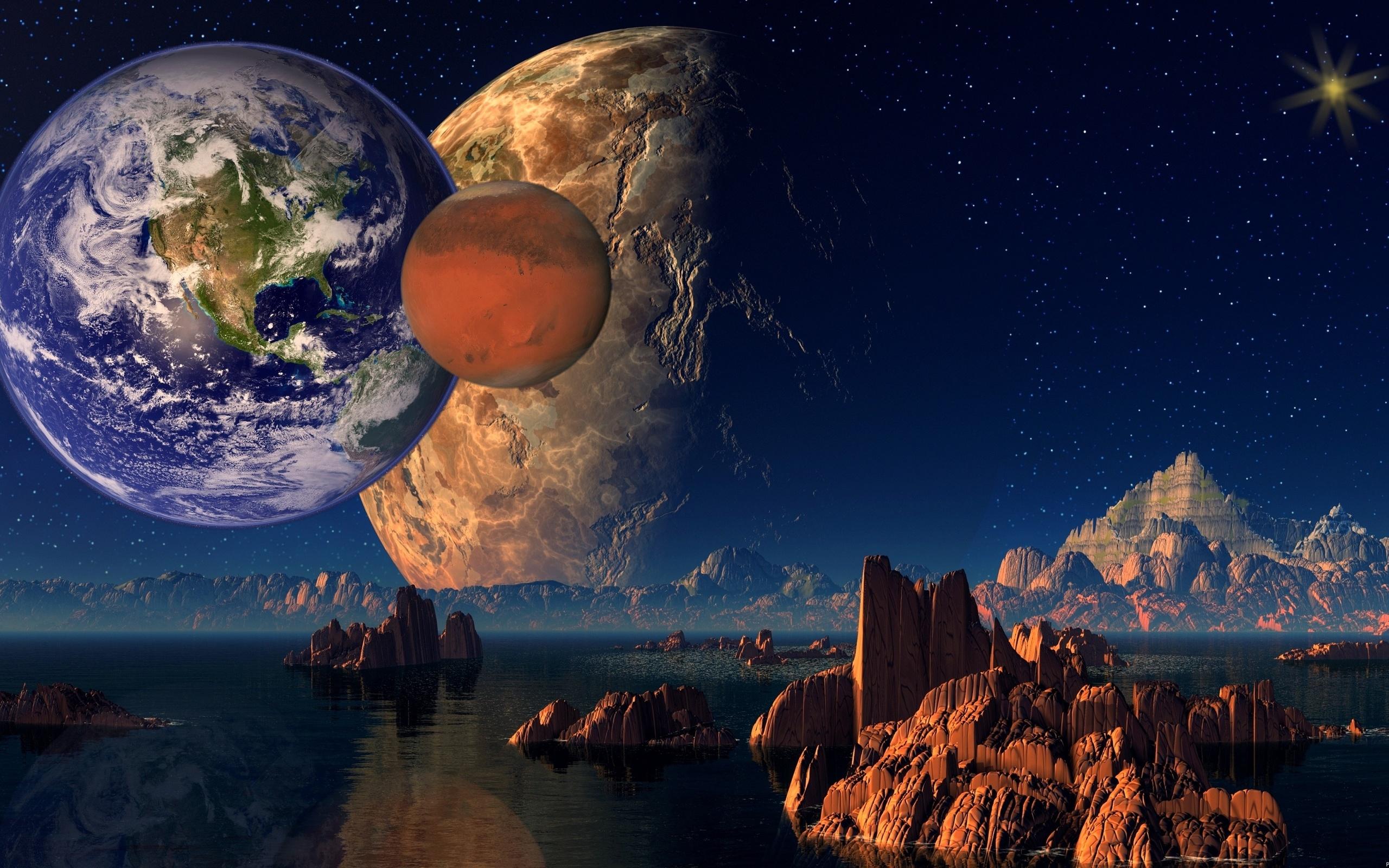 каждого картинки пейзажи планеты покажу как