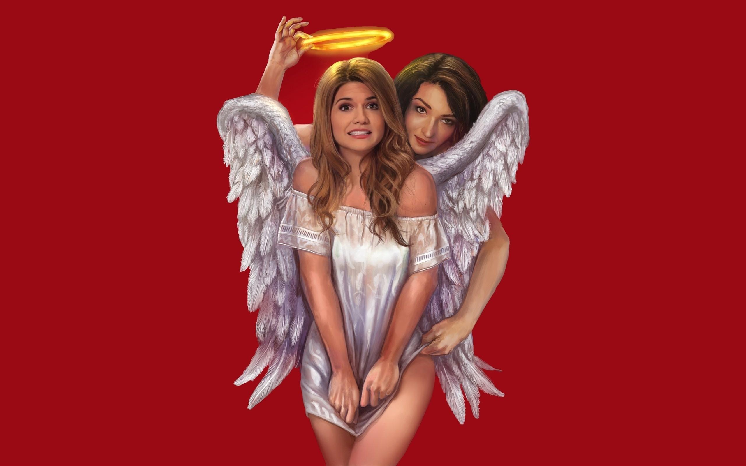 картинки на рабочий фон ангелов глобальном