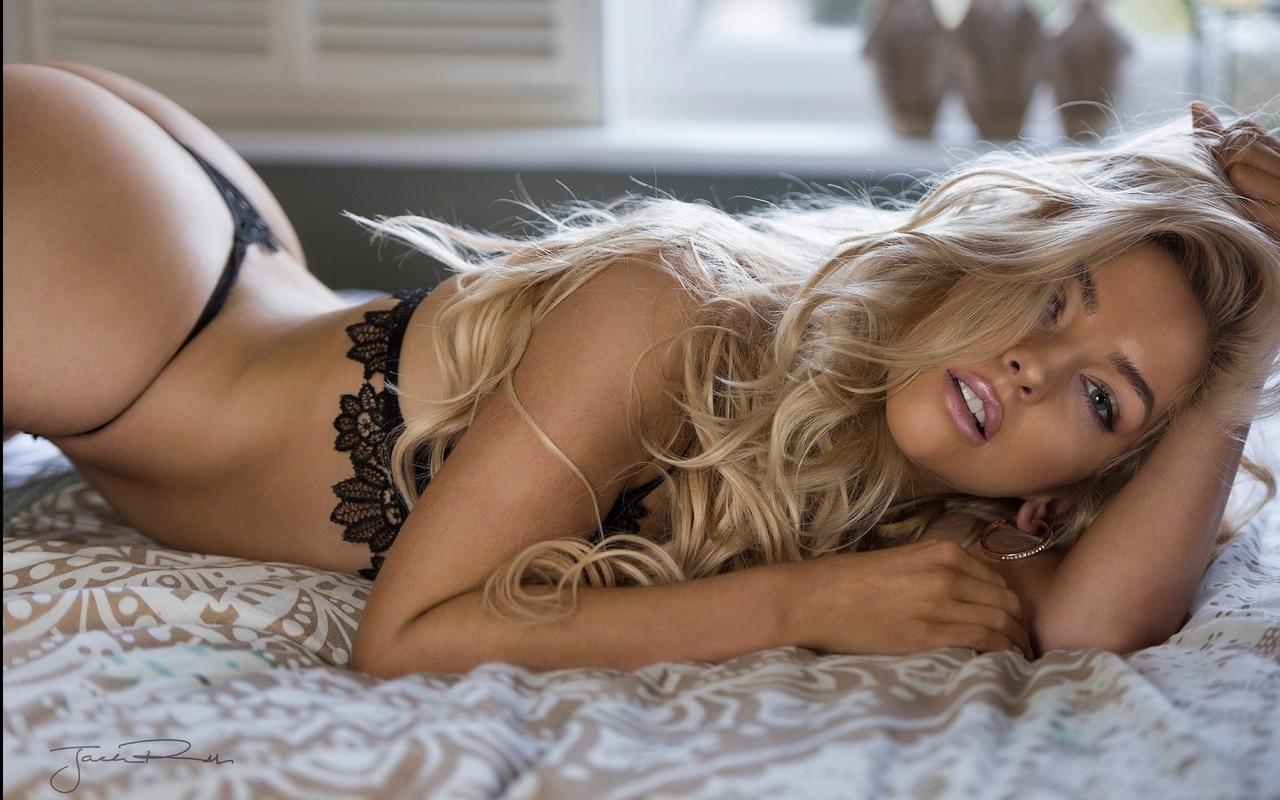 блондинок драт сексуальных моделей - 8