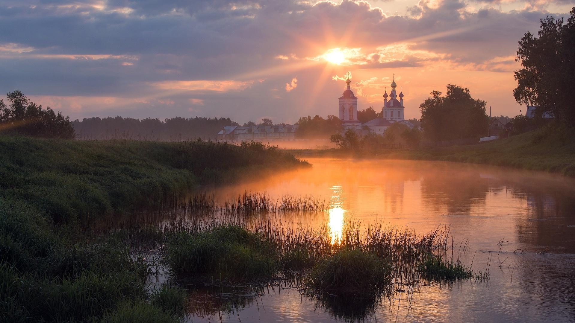 Рассвет россии картинки