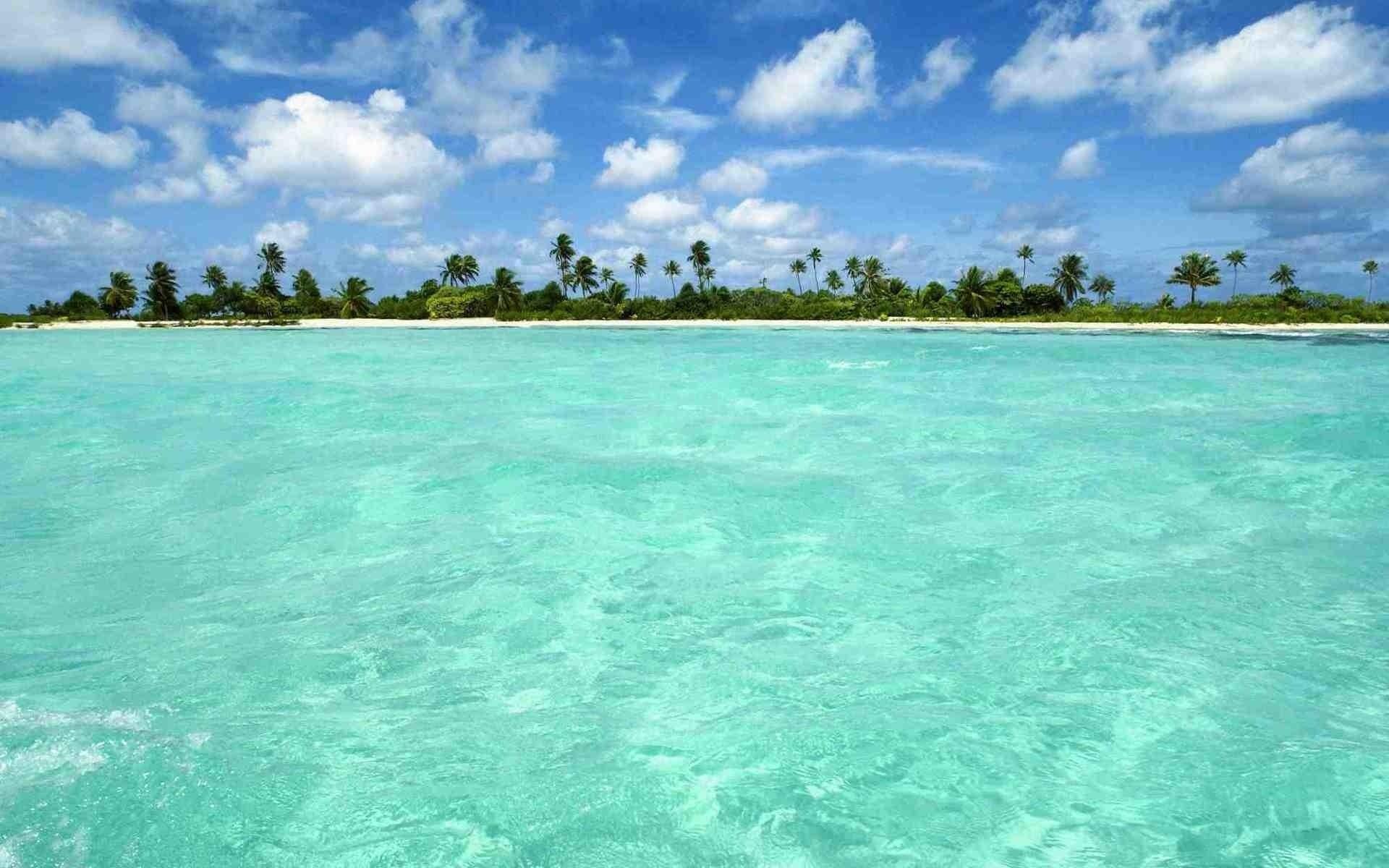 картинки в хорошем качестве море пляж бирюза