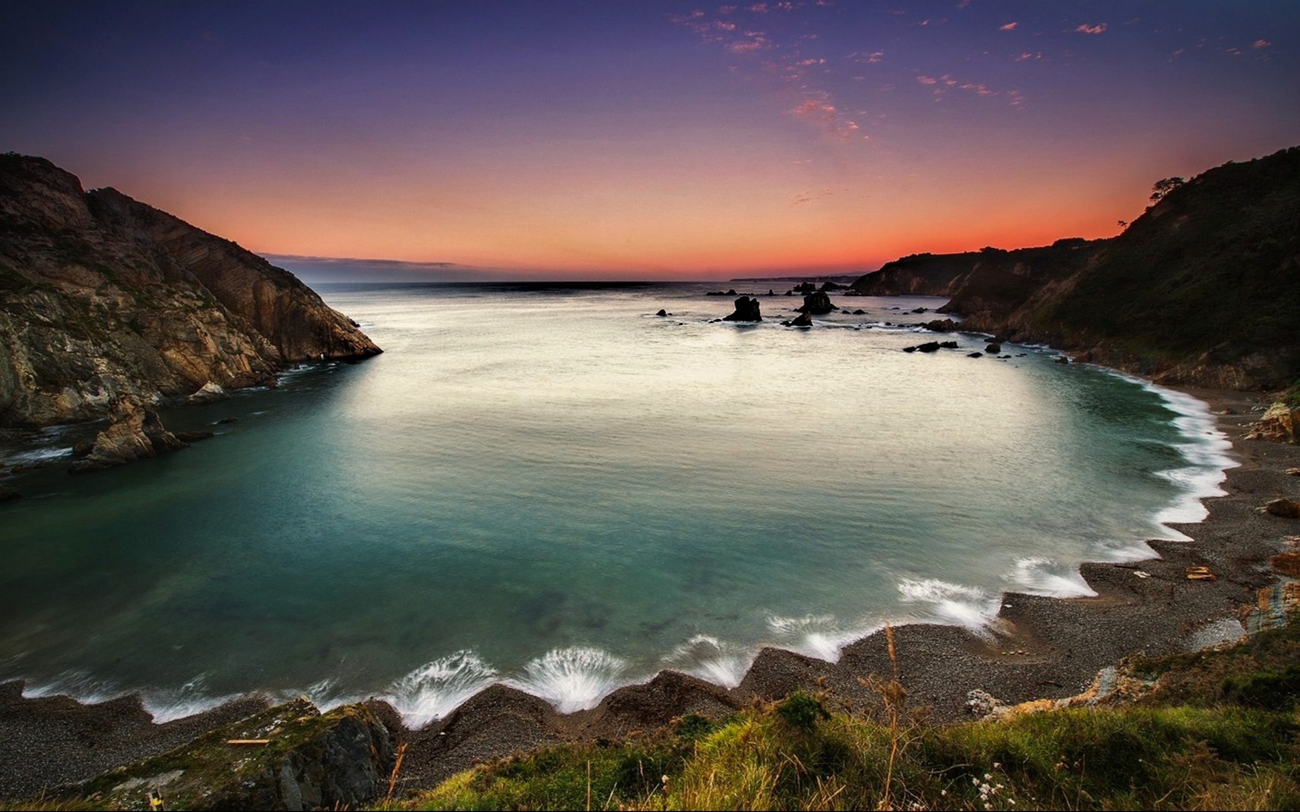 всасывалась фото пейзажи морские бухты услугам отдыхающих