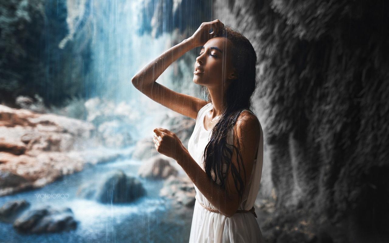 настя открытка водопад достопримечательности штольберга