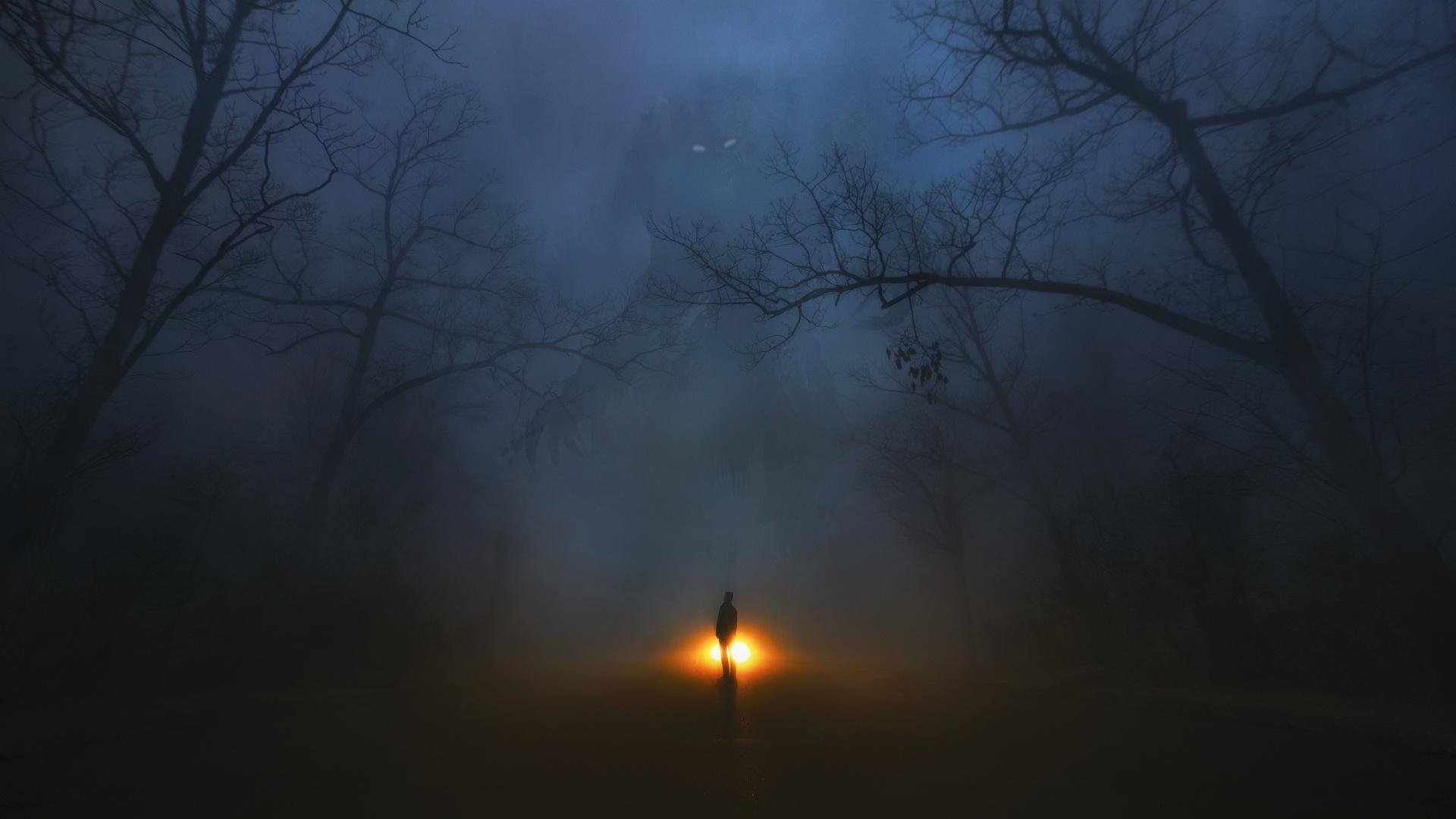 Ночная мгла картинки