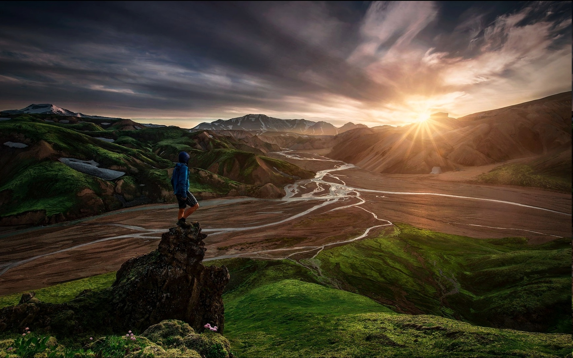 Красота природы и человека в картинках