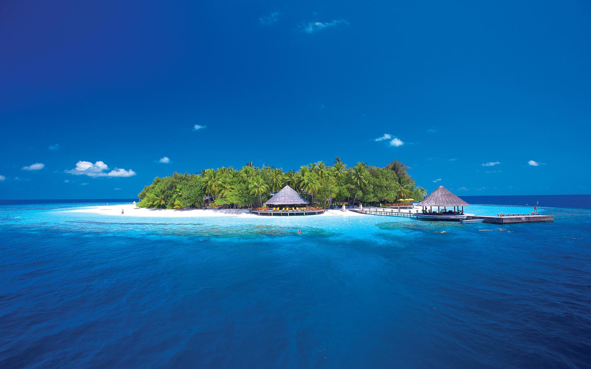 Картинки островов в океане