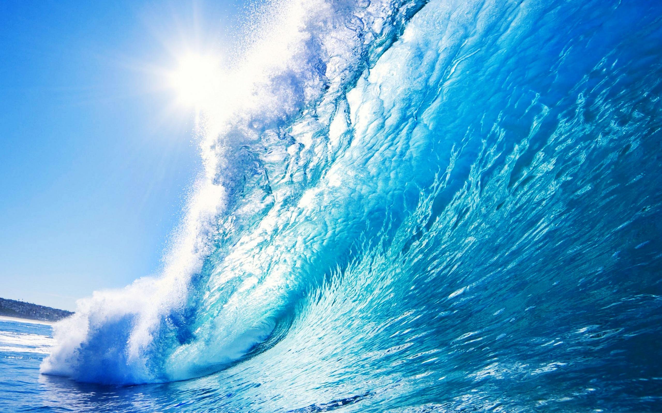 Большие открытки море