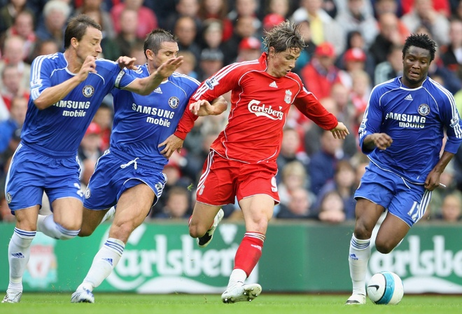 john terry, frank lampard, anfield, fernando torres, Football, club, liverpool vs chelsea