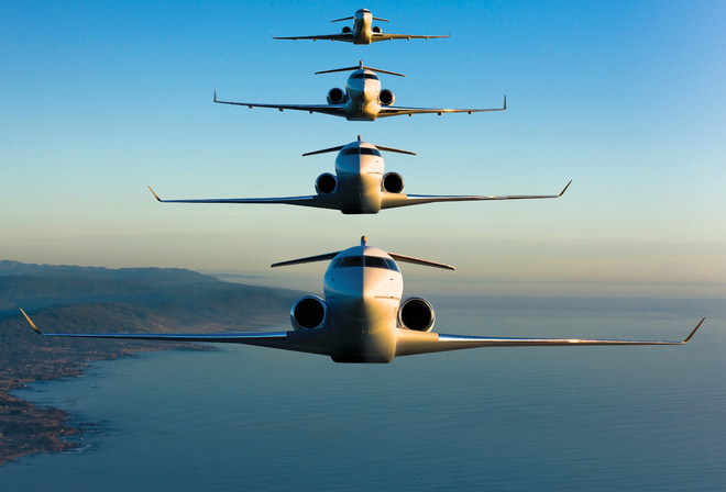 family, , global, Bombardier