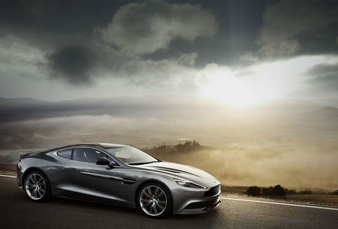Subsection, AM 310, Vanquish, Aston Martin, sports