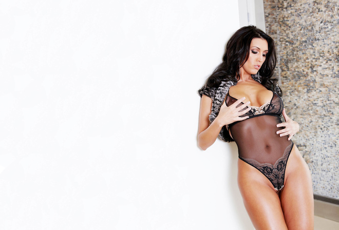 porn stars panties Black