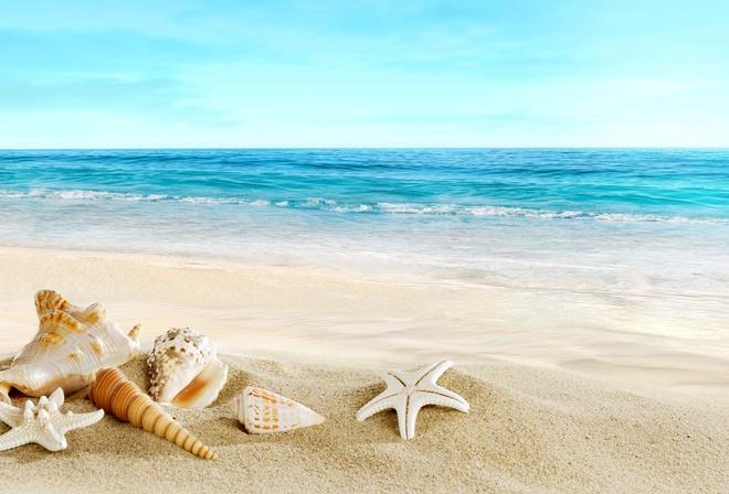 Океан для фотошопа