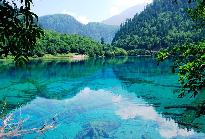 Фото воды красивое в природе