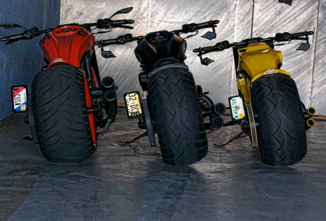 bikes, custom, choppers, чопперы