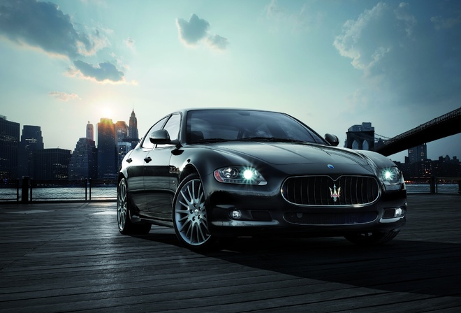 machine, maserati, quattroporte, car, sport, машина, gts, спорт