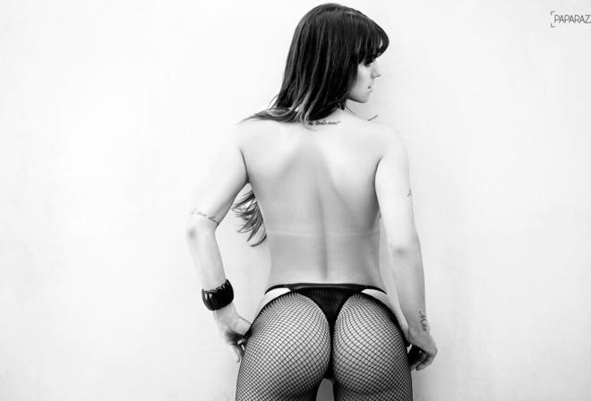 Девушки секси вид сзади на рабочий стол