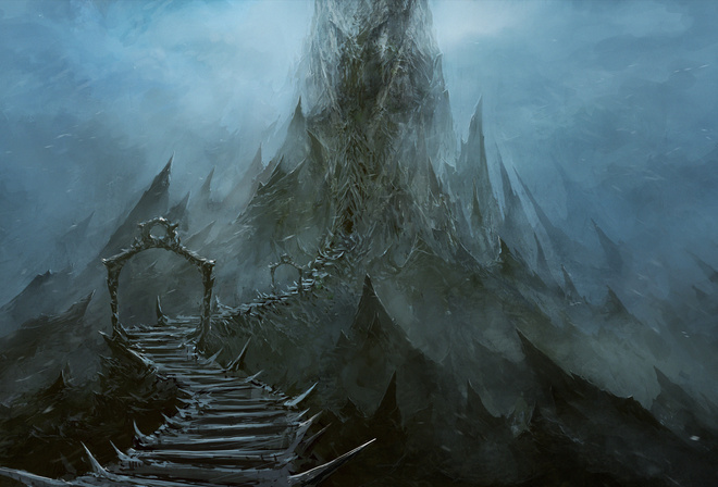 The Cold Steps to Solitude, by, ChrisCold