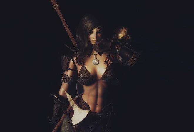 картинки фэнтези девушки-воины