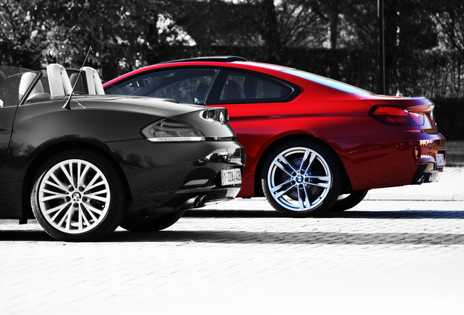 auto, cars, bmw 6 series coupe, cars wall, wallpapers auto, city