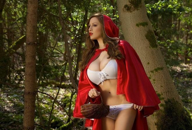 Красная Фото Эротика
