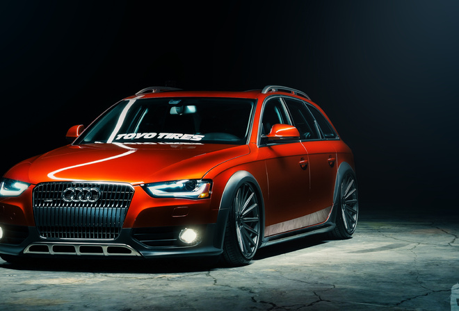Audi, Allroad, Related, Автомобиль