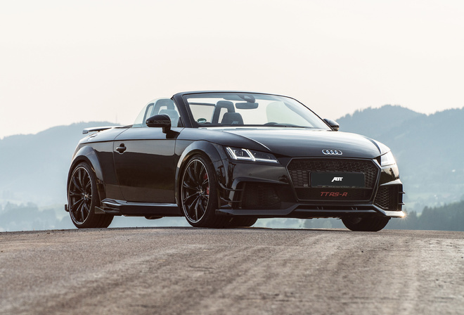 ABT, Audi, TT, RS, R, Roadster