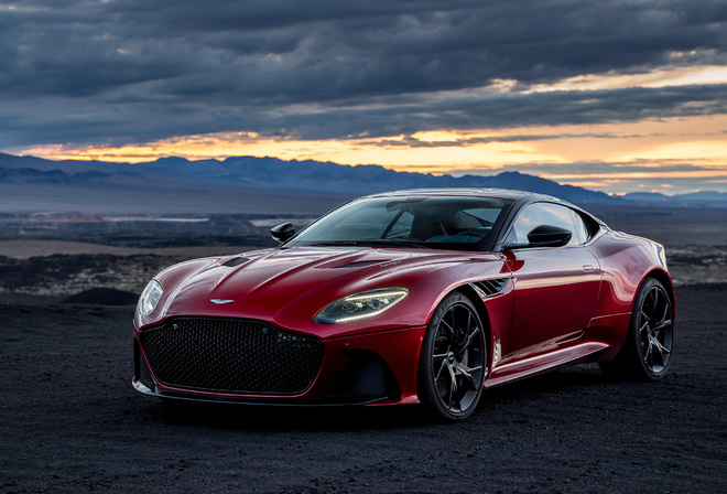 Aston Martin, DBS, Superleggera, 2019, 715hp