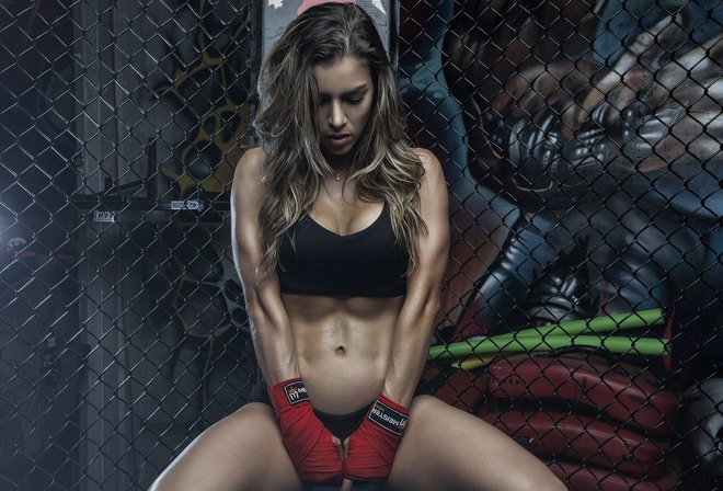 fitness model, women, model, Anllela Sagra